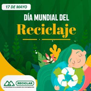 Dia Internacional Del Reciclaje Y Reciclar