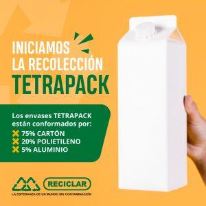 Recolección Tetrapack